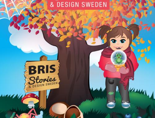 Stories & Design Sweden blir supporter till Bris!
