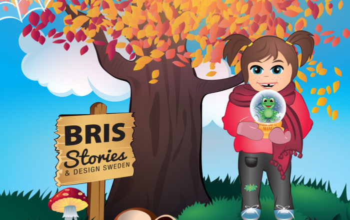 Stories & Design blir sponsor till Bris